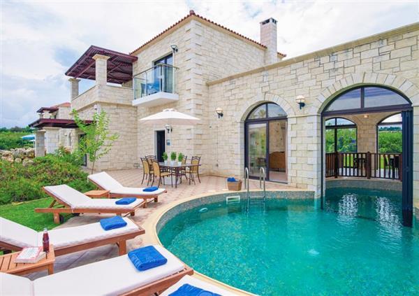 Atlantica Caldera Villa IV in Crete