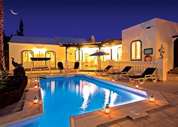 Autre Chose in Lanzarote