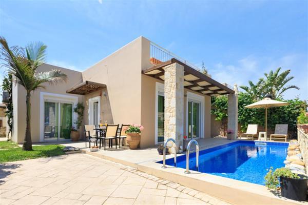 Azure Beach Villas in Crete