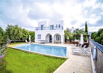 Azzurro Villas, Coral Bay, Paphos Region with hot tub