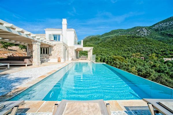 Barbati View in Ionian Islands
