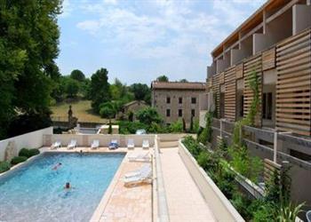 Barjac in Gard