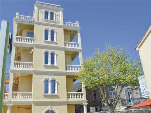 Bastia in Haute-Corse
