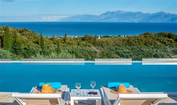Belvedere in Ionian Islands