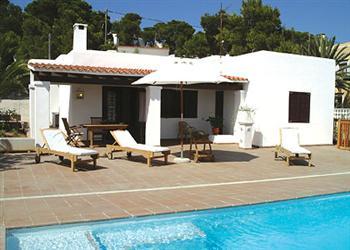 Bernadet in Ibiza