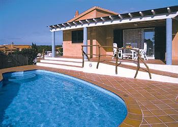 Binigaus in Menorca