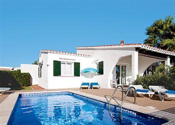 Bininuria in Menorca
