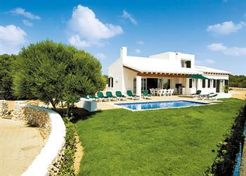 Binirosa in Menorca