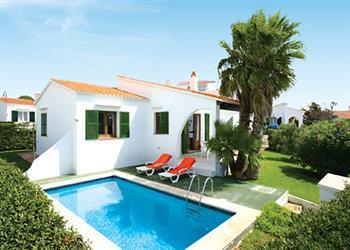 Binitini in Menorca
