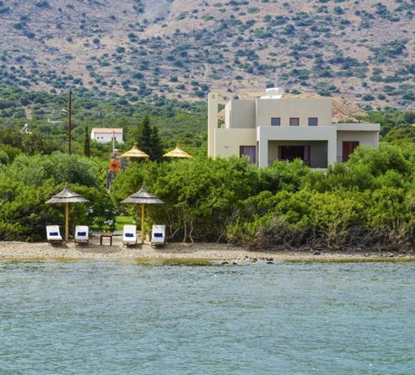 Blue Sky Villa in Crete