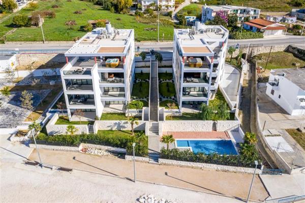 Bogdano Penthouse I in Općina Podstrana