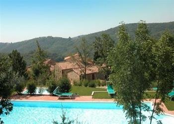 Borgo Montelefienali in Provincia di Siena