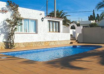 Bourgon Villa in Menorca