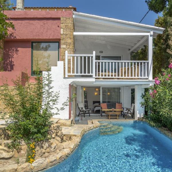 Boysenberry Villa in
