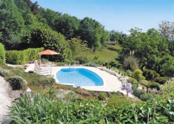 Brantome in Dordogne