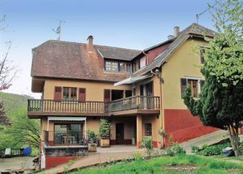 Breitenbach in Bas-Rhin