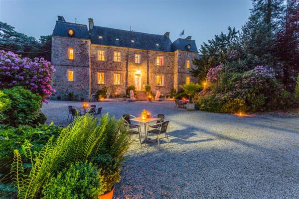 C16th Normandy Chateau, Normandy - France