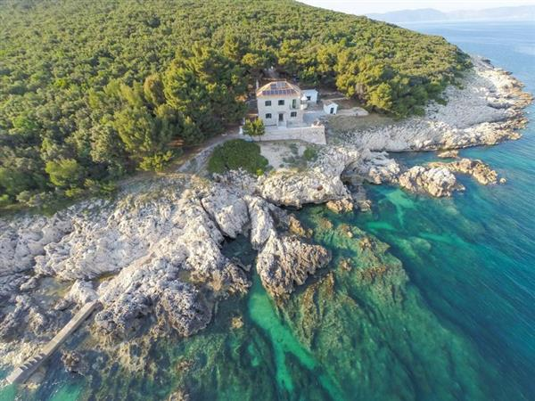 Cala Lighthouse in Općina Raša