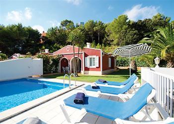 Can Mimi - Galdana Palms in Menorca