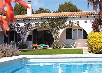 Can S'Oliva in Menorca