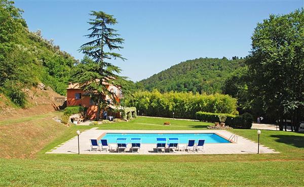 Capanna di Camaiore in Provincia di Lucca