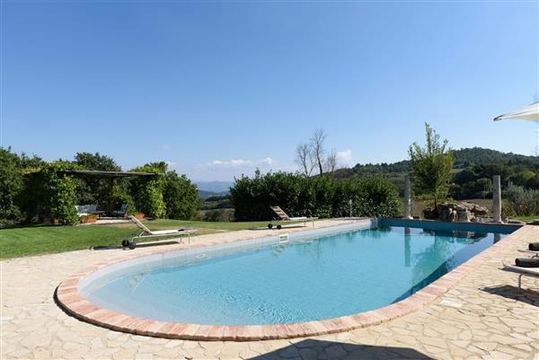 Casa Andrea in Provincia di Perugia