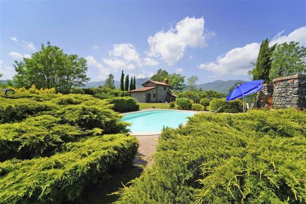 Casa Arcadio in Provincia di Massa e Carrara