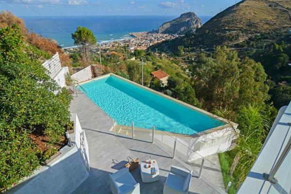 Casa Bella Vista in Provincia di Palermo