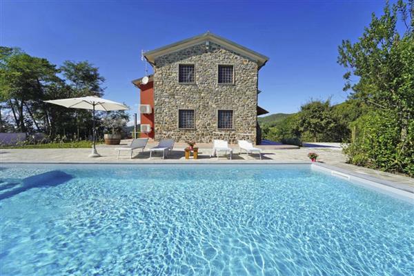 Casa Cardoso in Provincia della Spezia