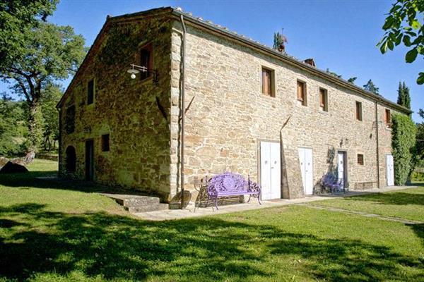 Casa Domenico in Provincia di Arezzo