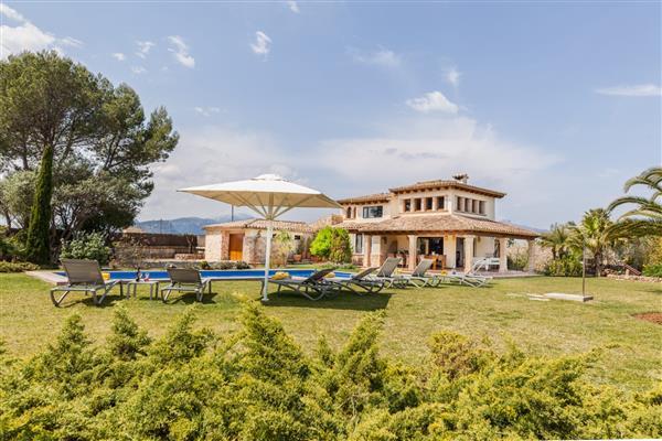 Casa Felicidad in Illes Balears