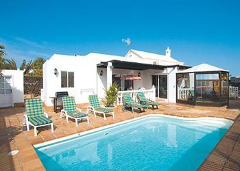 Casa Galmai in Lanzarote
