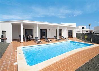 Casa Leya in Lanzarote
