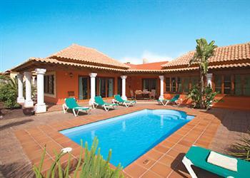 Casa Luca in Fuerteventura