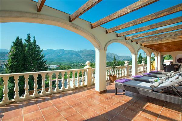 Casa Manseneda in Alicante
