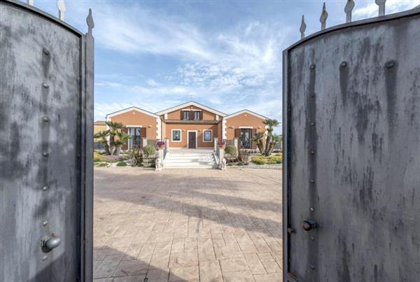 Casa Mare Blu in Libero consorzio comunale di Ragusa