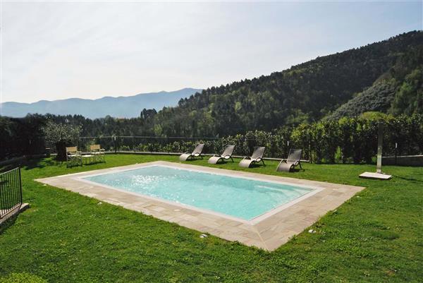 Casa Nobile in Provincia di Lucca