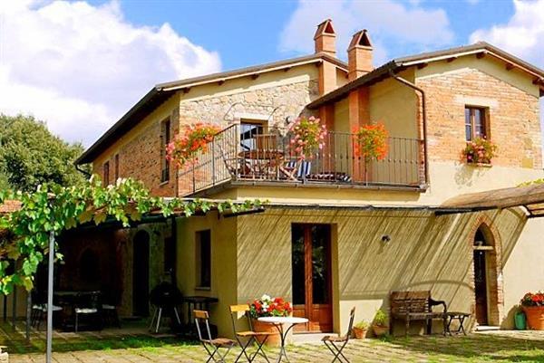 Casa Olive in Provincia di Siena