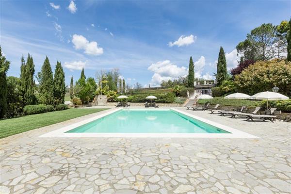 Casa Oliveto in Provincia di Arezzo