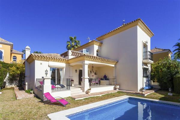Casa Roble in Málaga