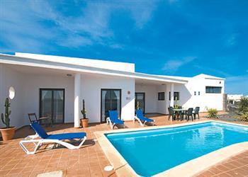 Casa Solace in Lanzarote