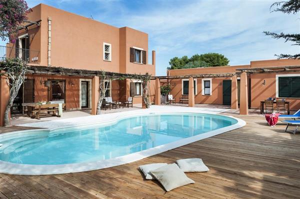 Casa Spagnola in Provincia di Trapani