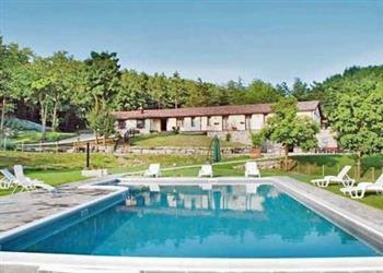 Casa Vista in Provincia di Arezzo