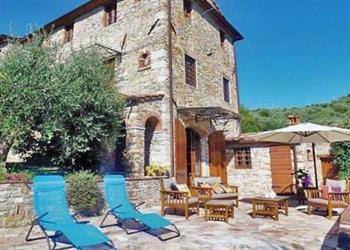 Casa Vista in Provincia di Lucca