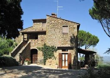 Casa al Vento in Provincia di Arezzo