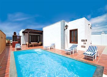 Casa de la Villaflor in Lanzarote
