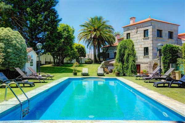 Casa do Conde in Pontevedra