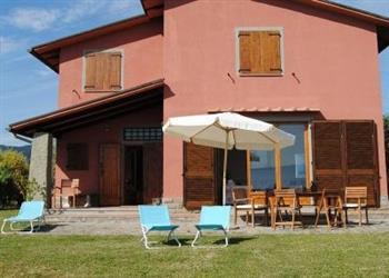 Casa le Ginestre in Provincia di Arezzo