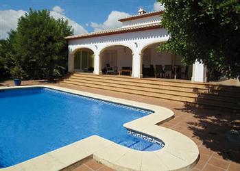 Casa los Cerezos in Spain