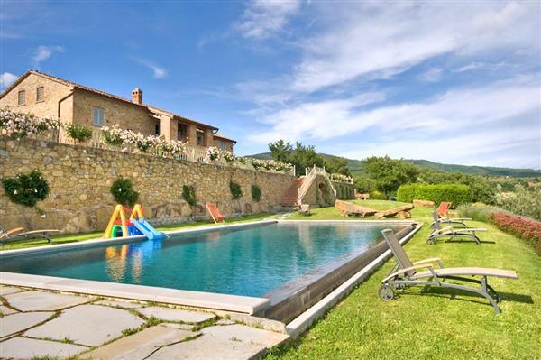 Casale La Fazia in Provincia di Perugia
